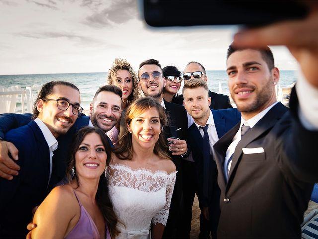 Il matrimonio di Andrea e Maria a Alcamo, Trapani 54
