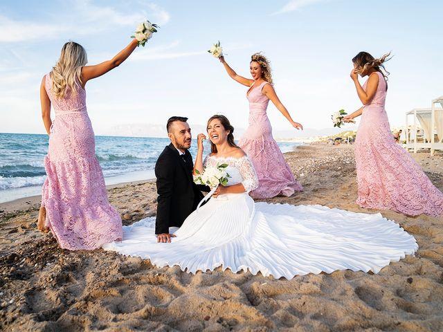 Il matrimonio di Andrea e Maria a Alcamo, Trapani 57
