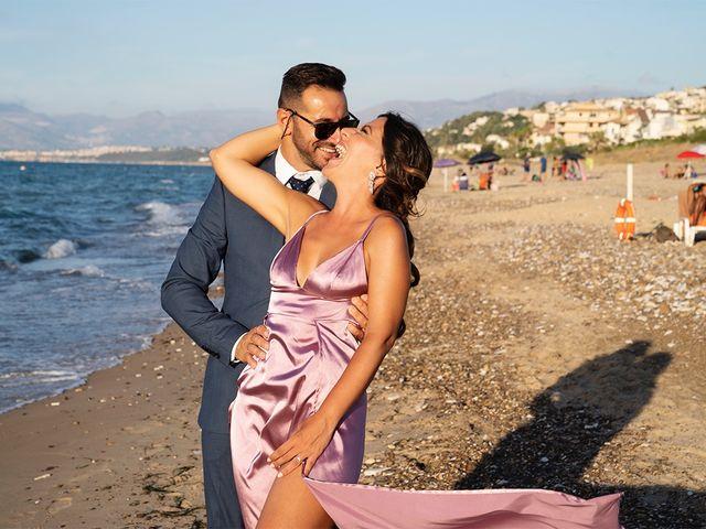 Il matrimonio di Andrea e Maria a Alcamo, Trapani 59