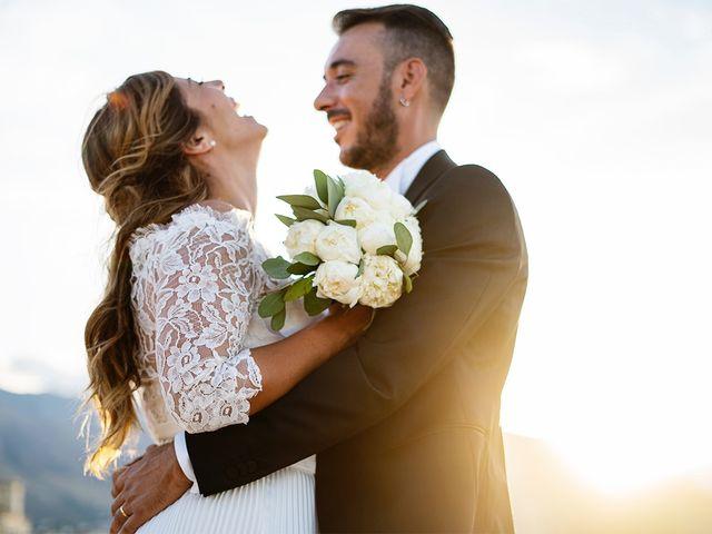 Il matrimonio di Andrea e Maria a Alcamo, Trapani 1