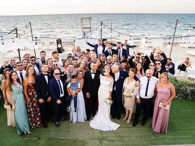 Il matrimonio di Andrea e Maria a Alcamo, Trapani 73