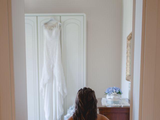 Il matrimonio di Fabio e Elena a San Clemente, Rimini 7