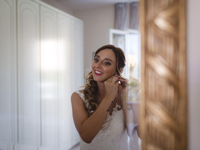 Il matrimonio di Fabio e Elena a San Clemente, Rimini 13