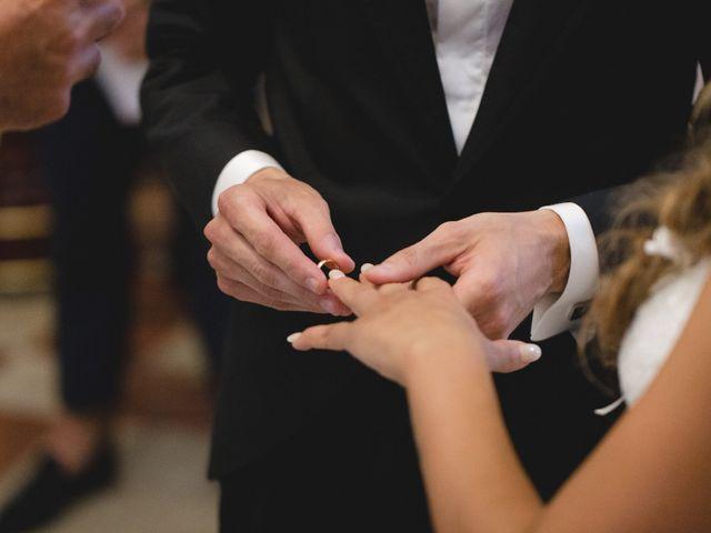 Il matrimonio di Fabio e Elena a San Clemente, Rimini 20