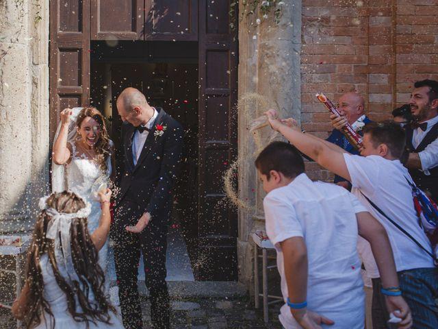 Il matrimonio di Fabio e Elena a San Clemente, Rimini 23