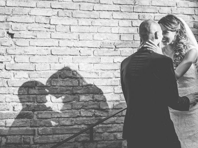 Il matrimonio di Fabio e Elena a San Clemente, Rimini 30