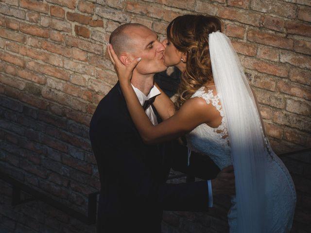 Il matrimonio di Fabio e Elena a San Clemente, Rimini 31