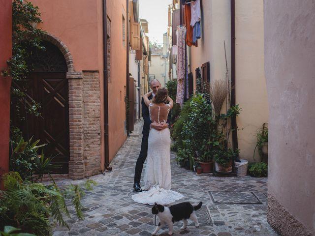 Il matrimonio di Fabio e Elena a San Clemente, Rimini 33
