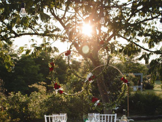 Il matrimonio di Fabio e Elena a San Clemente, Rimini 37