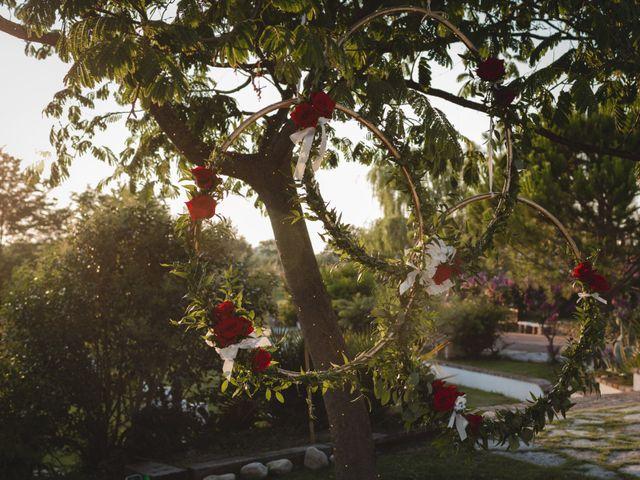 Il matrimonio di Fabio e Elena a San Clemente, Rimini 38
