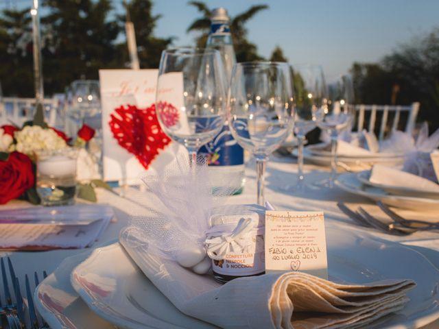 Il matrimonio di Fabio e Elena a San Clemente, Rimini 40
