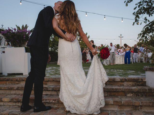 Il matrimonio di Fabio e Elena a San Clemente, Rimini 42