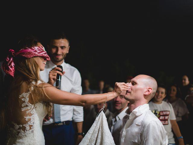 Il matrimonio di Fabio e Elena a San Clemente, Rimini 46