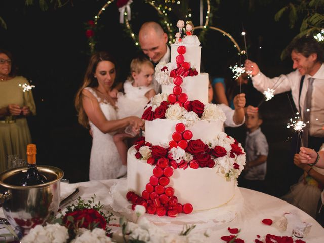 Il matrimonio di Fabio e Elena a San Clemente, Rimini 48