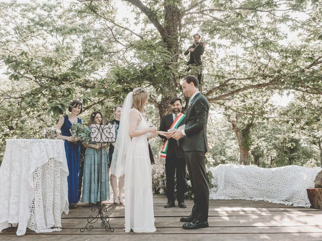 Il matrimonio di Dan e Cecilia a Viterbo, Viterbo 27