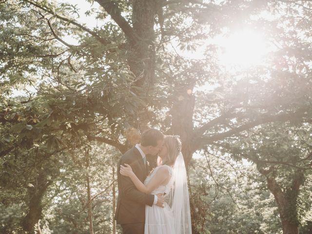 Le nozze di Cecilia e Dan