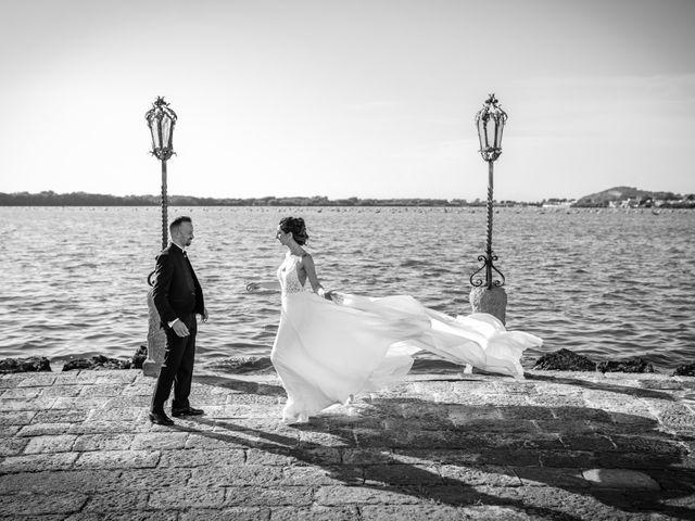 Le nozze di Giada e Maurizio