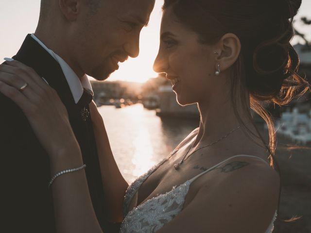 Il matrimonio di Maurizio e Giada a Bacoli, Napoli 109
