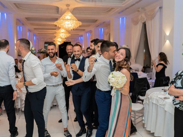 Il matrimonio di Maurizio e Giada a Bacoli, Napoli 119