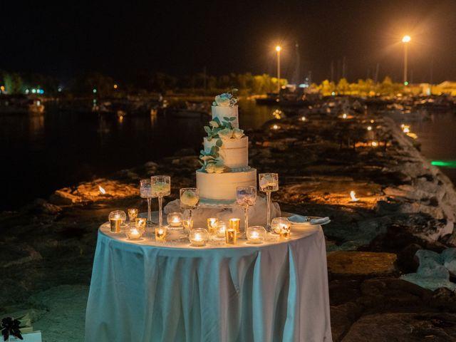 Il matrimonio di Maurizio e Giada a Bacoli, Napoli 124