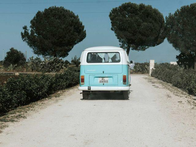 Il matrimonio di Roberto e Roberta a Nardò, Lecce 26