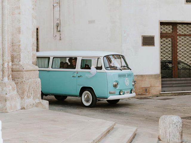Il matrimonio di Roberto e Roberta a Nardò, Lecce 27