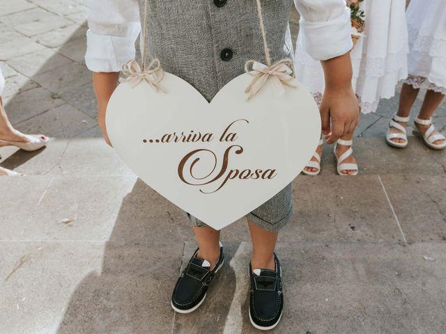 Il matrimonio di Roberto e Roberta a Nardò, Lecce 28