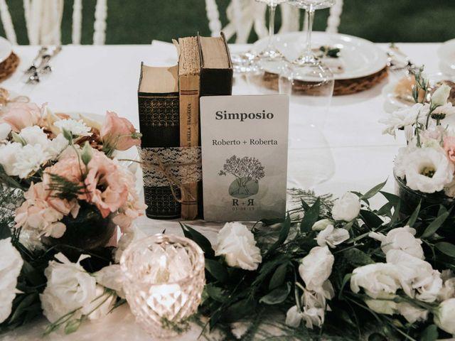 Il matrimonio di Roberto e Roberta a Nardò, Lecce 74