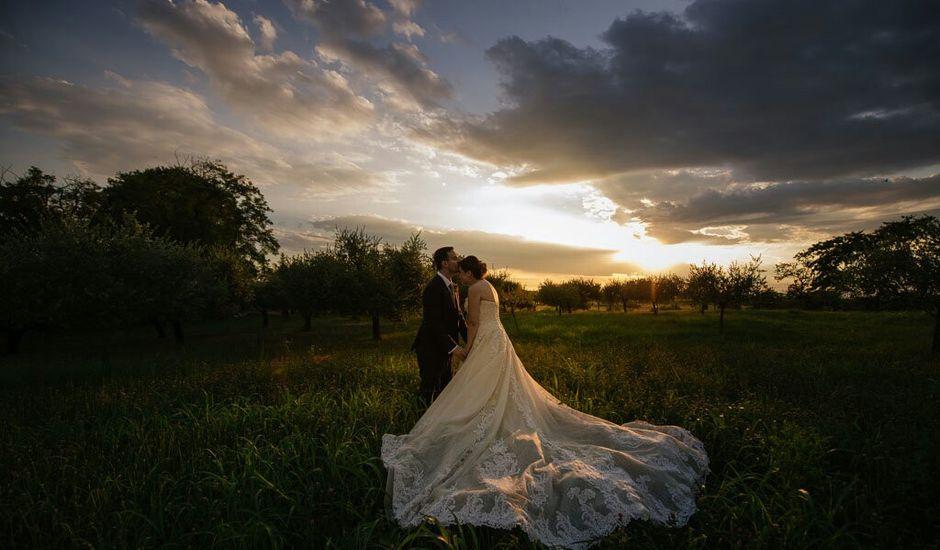 Il matrimonio di Enrico e Norma a Negrar, Verona