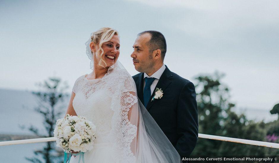 Il matrimonio di Mirko e Fabiana a Ventimiglia, Imperia