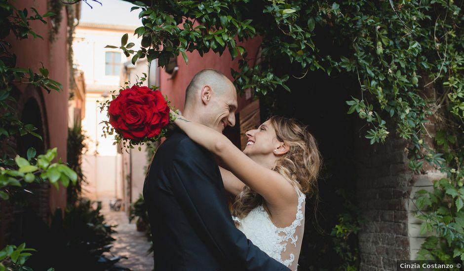Il matrimonio di Fabio e Elena a San Clemente, Rimini