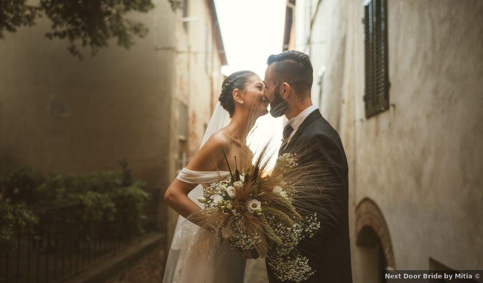 Il matrimonio di Roy e Stephany a Montecarlo, Lucca