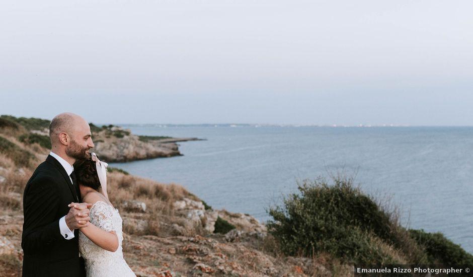 Il matrimonio di Roberto e Roberta a Nardò, Lecce