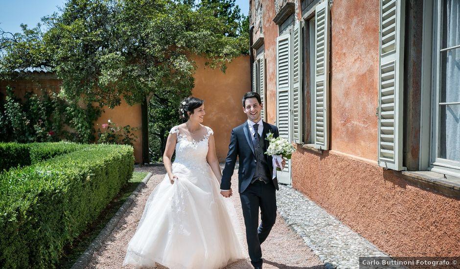 Il matrimonio di Marco e Alice a Treviolo, Bergamo