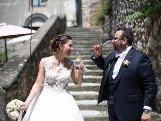 Le nozze di Greta e Mattia