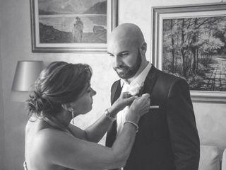 le nozze di Evgeniya e Alessio 1
