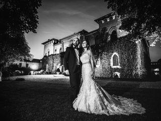 Le nozze di Evgeniya e Alessio