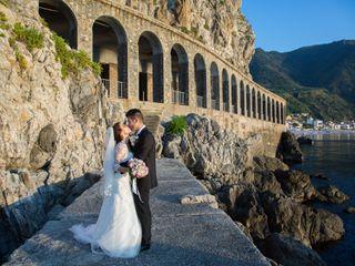Le nozze di Antonella e Riccardo