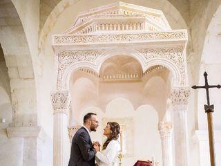 Le nozze di Francesco  e Chiara 2