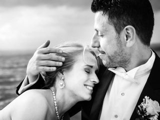 Le nozze di Stefano e Christiane
