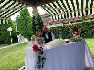 Le nozze di Martina e Frassoldati