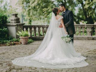 Le nozze di Manuel e Nataliya