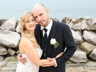Le nozze di Monia e Edi