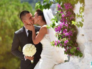 Le nozze di Federica e Gregory 1