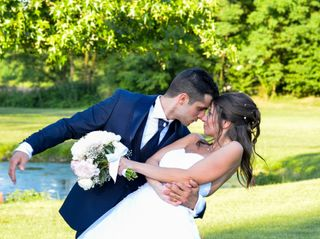 Le nozze di Luisa e Gianluca