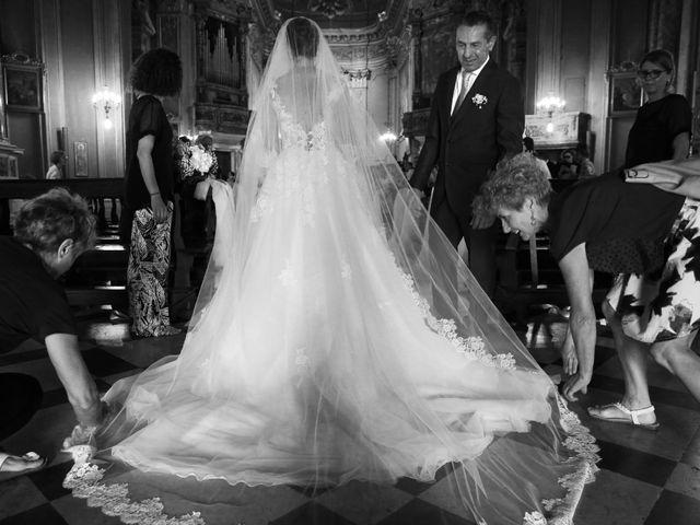 Il matrimonio di Mattia e Greta a Coccaglio, Brescia 4