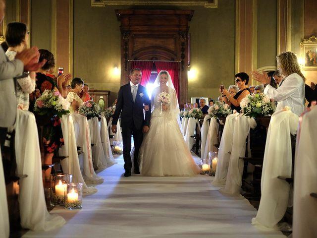 Il matrimonio di Mattia e Greta a Coccaglio, Brescia 5