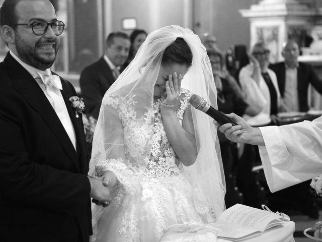 Il matrimonio di Mattia e Greta a Coccaglio, Brescia 6