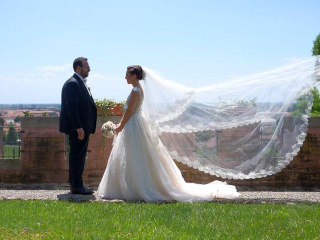 Il matrimonio di Mattia e Greta a Coccaglio, Brescia 7