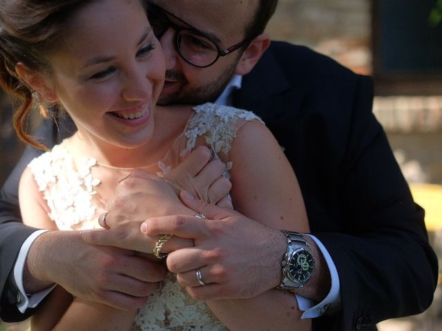 Il matrimonio di Mattia e Greta a Coccaglio, Brescia 8